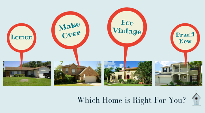 choosing the right home - blog