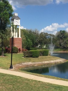 lake mary florida clock tower