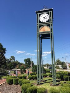 Historic Longwood Clock FL