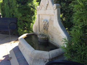 Historic Longwood Fountain FL